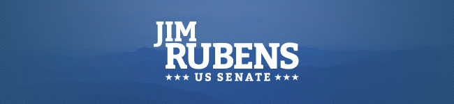 Rubens for U.S. Senate