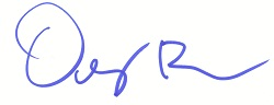 Dudley Brown Signature