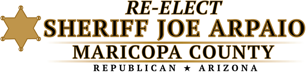 Re-Elect Sheriff Joe Arpaio