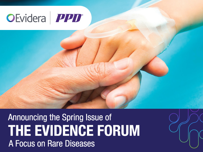 Announcing the Spring Issue of The Evidence Forum