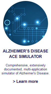 ALZHEIMER'S DISEASE ACE SIMULATOR