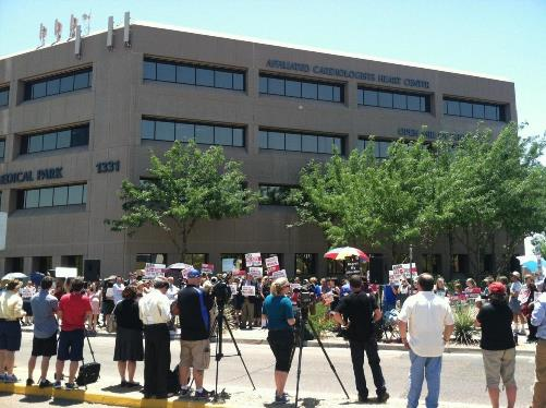 Arizona Inhuman Rally